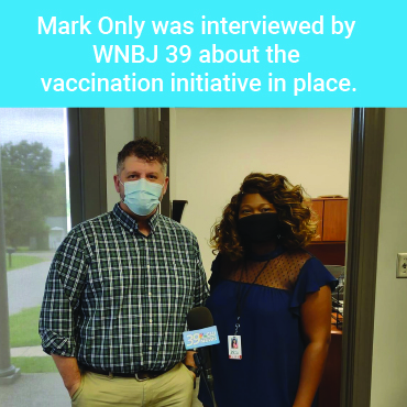 Mark Only, Senior Human Resources Manager in the Humboldt office, was interviewed