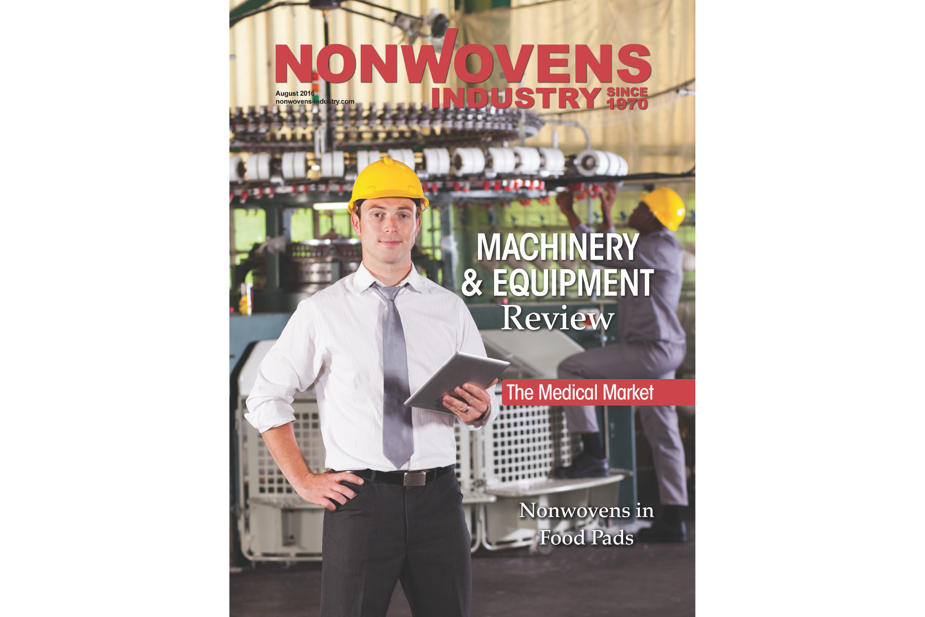 Jones Nonwovens Spotlighted for Company Cameo